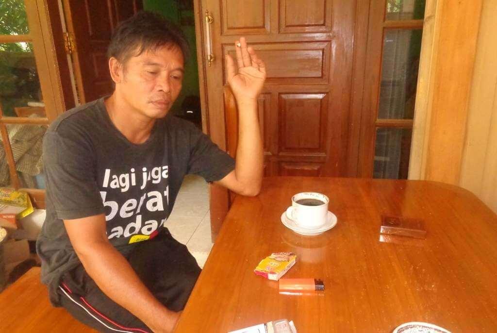 Ditangan Niat Wiadi Wardi, Produk Mebeler Desa Dagan Berkembang Pesat