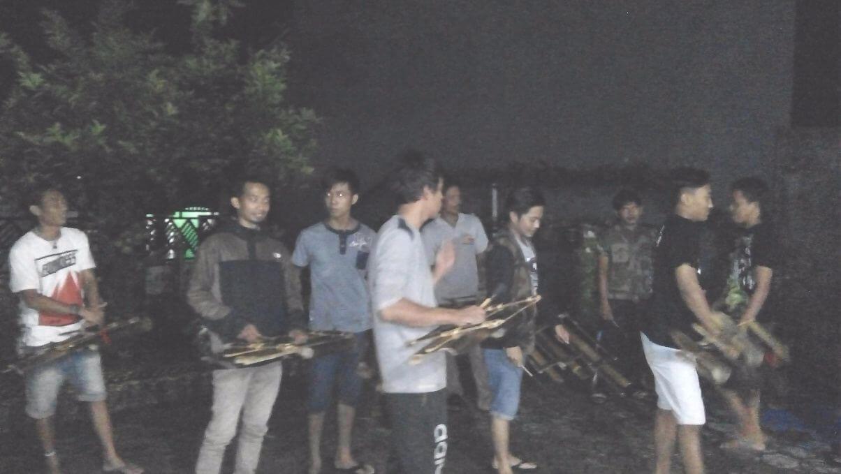 Grup Seni Thek-Thek Desa Dagan