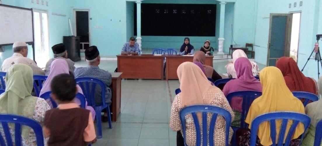 Musdes Desa Sehat Mandiri: Pencegahan DB Jadi Program Prioritas Kesehatan Desa