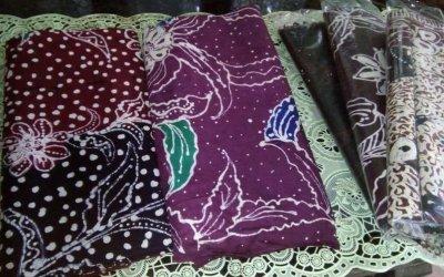 Batik Tulis Sidamukti Desa Dagan, Siap Jadi Produk Unggulan