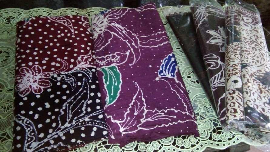 Batik Tulis Sidamukti Desa Dagan