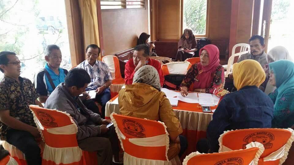 Desa Dagan Ikuti Workshop Percepatan Pembangunan Kawasan Perdesaan