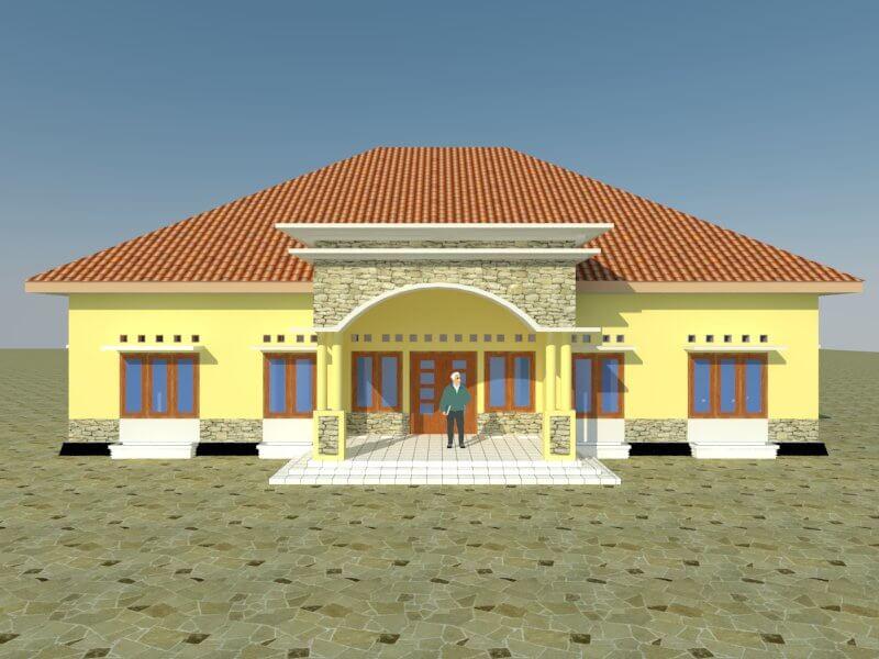 Gambar Kantor Desa Dagan