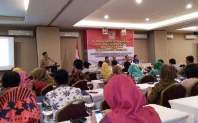 Desa Dagan Jadi Pilot Project Penerapan Sistem Informasi Desa (SID) di Kabupaten Purbalingga