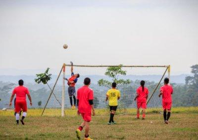 Tim Kesebelasan U-15 Dusun IV Sabet Juara I Kompetisi Antar Dusun Tahun 2019