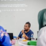 Karangtaruna Desa Dagan Belajar Jurnalistik