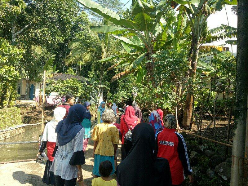 FKD Desa Dagan Rutin Laksanakan PSN
