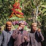 Syukur Tak Terimbas Kekeringan, Masyarakat Desa Dagan Gelar Grebeg Suran